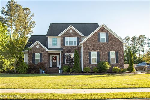 Photo of 625 Stagecoach Drive, Jacksonville, NC 28546 (MLS # 100270443)
