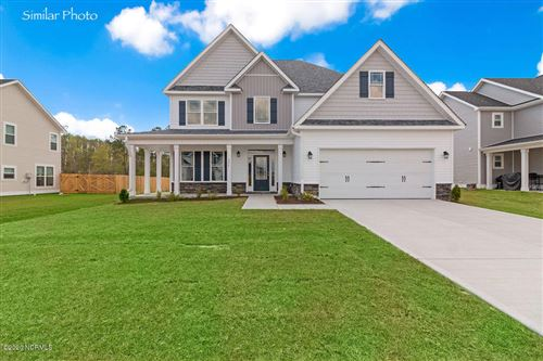Photo of 209 Southern Dunes #Lot 80, Jacksonville, NC 28540 (MLS # 100171445)