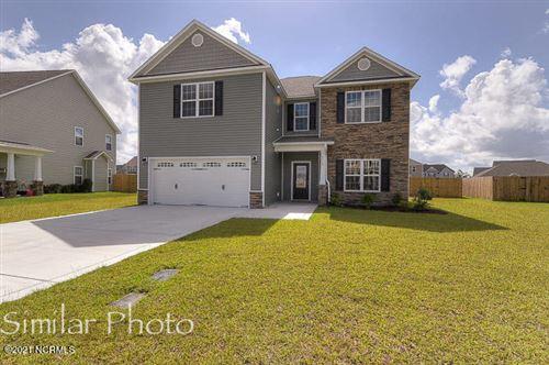 Photo of 901 Foye Way, Jacksonville, NC 28546 (MLS # 100272445)