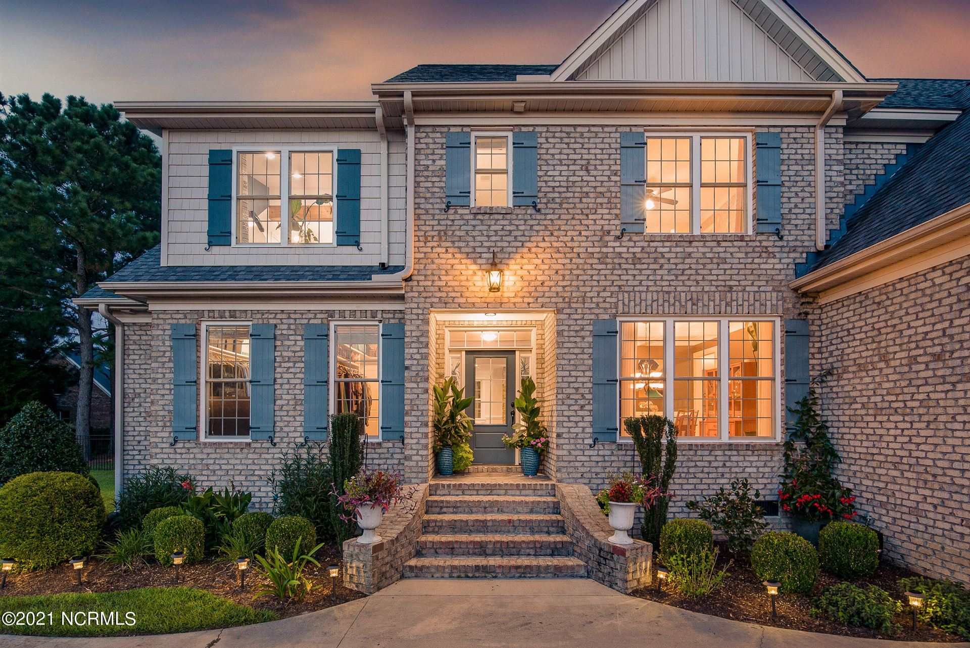 Photo of 3600 Hawick Place, Greenville, NC 27834 (MLS # 100288445)