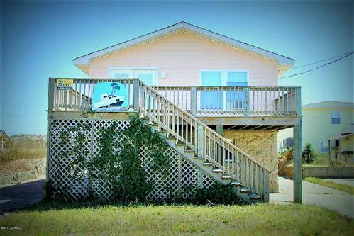 Photo of 2712 Island Drive, North Topsail Beach, NC 28460 (MLS # 100115446)