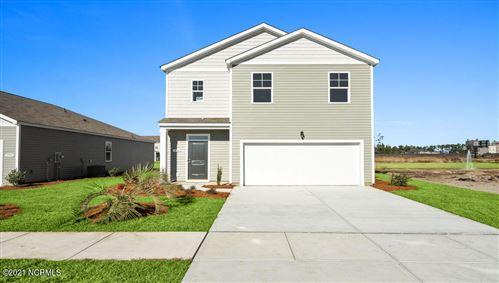 Photo of 605 Airlie Vista Lane #Lot 124, Surf City, NC 28445 (MLS # 100289446)