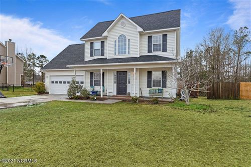Photo of 137 Wheaton Drive, Richlands, NC 28574 (MLS # 100257447)