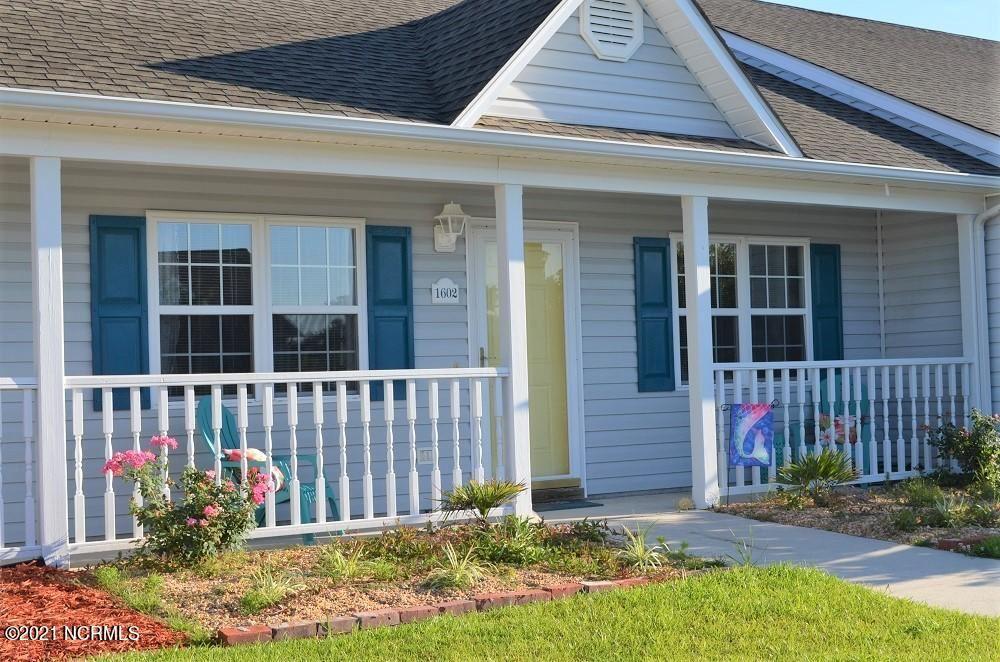 1602 Courtyard E, Beaufort, NC 28516 - #: 100277447