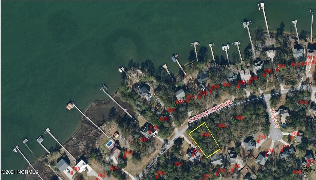 Photo of 826 Chadwick Shores Drive, Sneads Ferry, NC 28460 (MLS # 100294447)