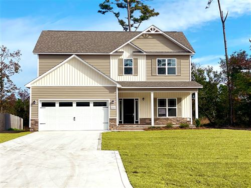 Photo of 253 Marsh Haven Drive, Sneads Ferry, NC 28460 (MLS # 100163448)