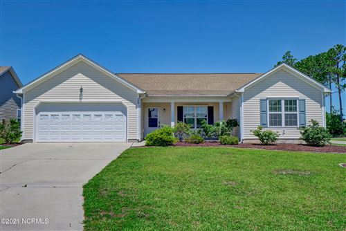 Photo of 249 Red Carnation Drive, Holly Ridge, NC 28445 (MLS # 100278448)