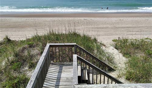 Photo of 6607 Ocean Drive, Emerald Isle, NC 28594 (MLS # 100176449)
