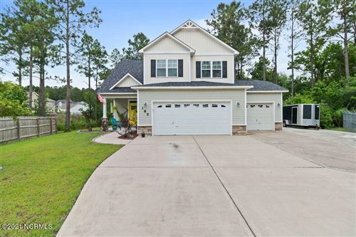 Photo of 185 Pamlico Drive, Holly Ridge, NC 28445 (MLS # 100276449)