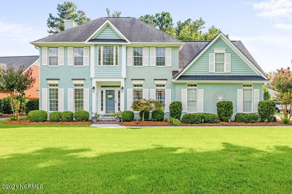 Photo for 7100 Privateer Court, Wilmington, NC 28405 (MLS # 100282449)