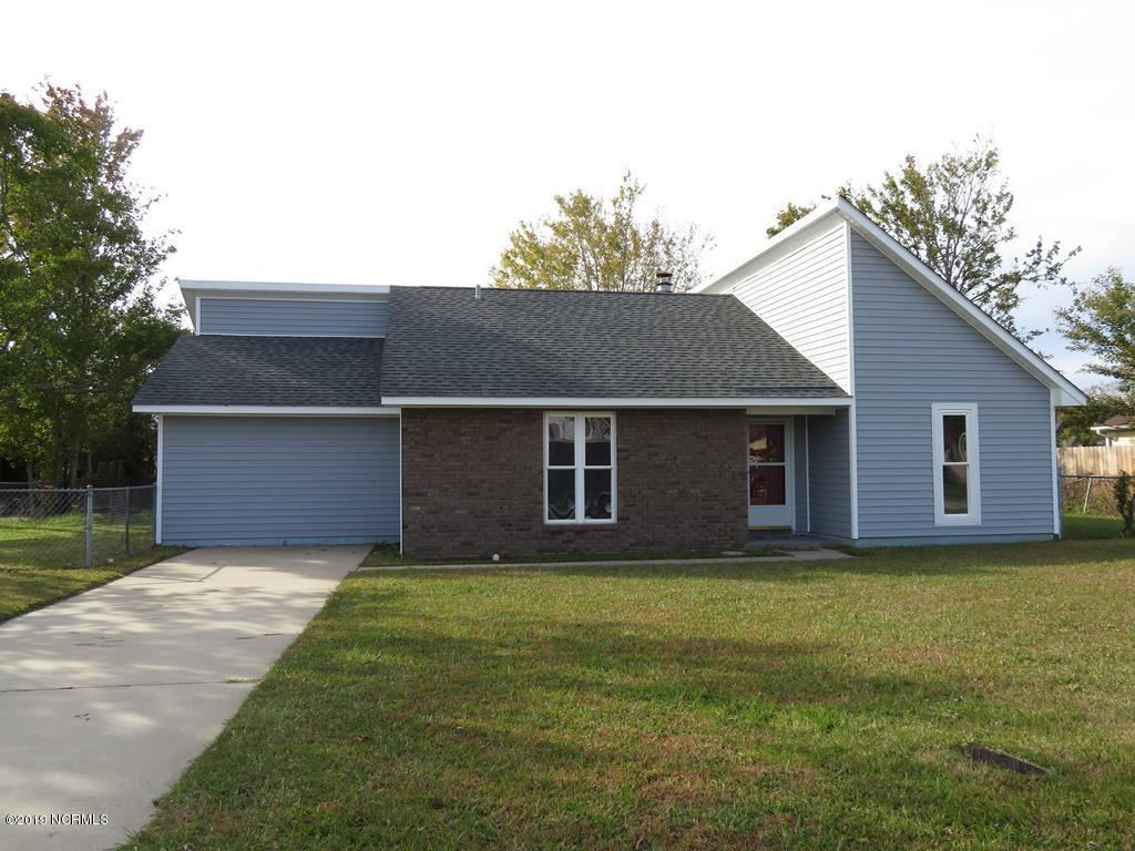 308 Panther Trail, Havelock, NC 28532 - #: 100193450