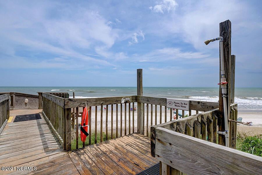 Photo of 1840 New River Inlet Road #Unit 2201, North Topsail Beach, NC 28460 (MLS # 100274451)