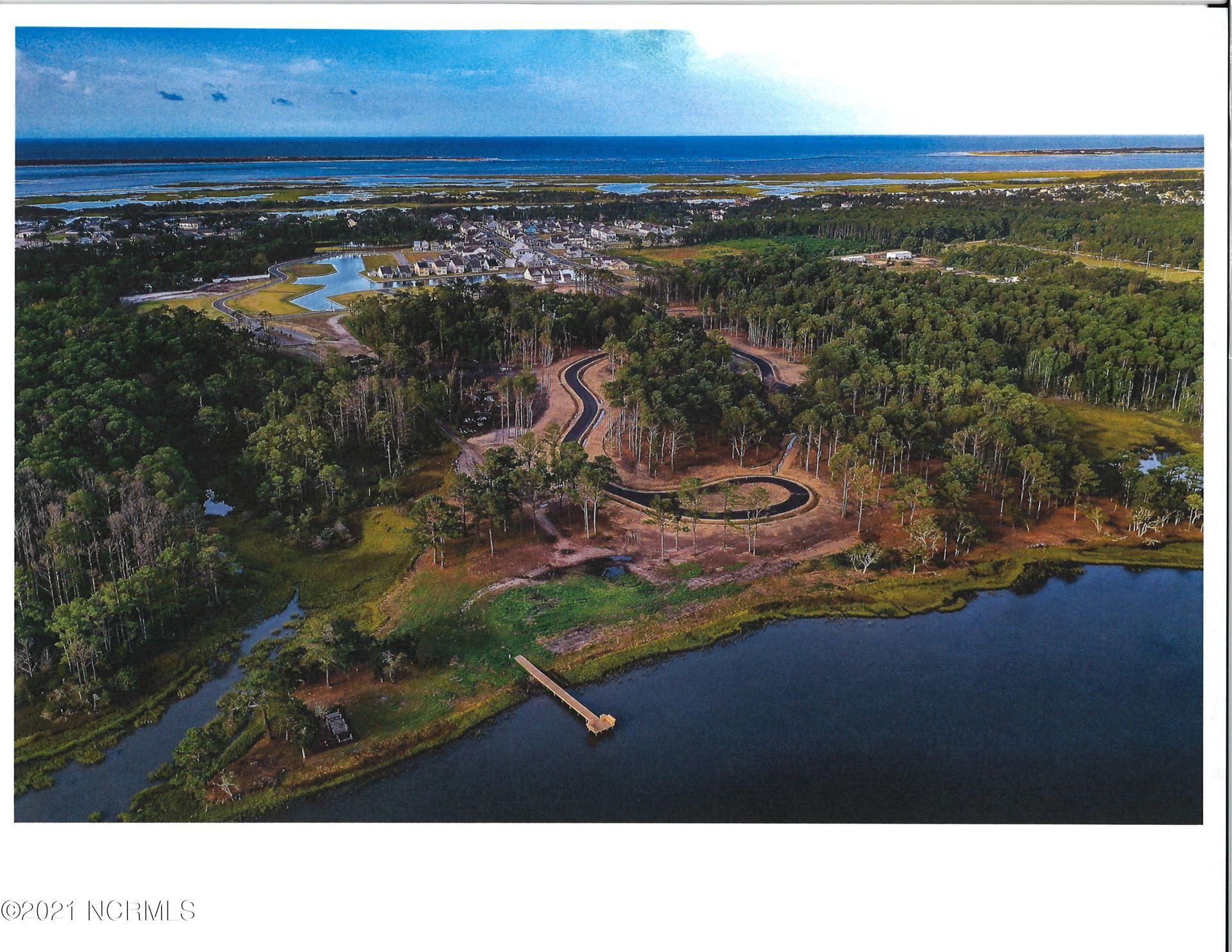 Photo of 531 Sheldrake Court, Beaufort, NC 28516 (MLS # 100286451)