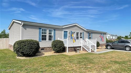 Photo of 112 Cypress Knee Drive, Richlands, NC 28574 (MLS # 100268452)