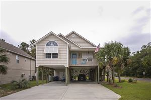 Photo of 1701 E Oak Island Drive, Oak Island, NC 28465 (MLS # 100187453)