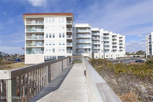 Photo of 2000 New River Inlet Road #1414, North Topsail Beach, NC 28460 (MLS # 100255453)