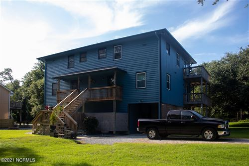 Photo of 7301 Sound Drive #West, Emerald Isle, NC 28594 (MLS # 100287453)
