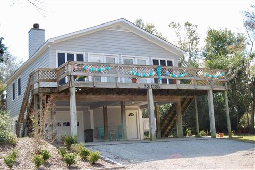 Photo of 7303 Canal Drive, Emerald Isle, NC 28594 (MLS # 100207455)