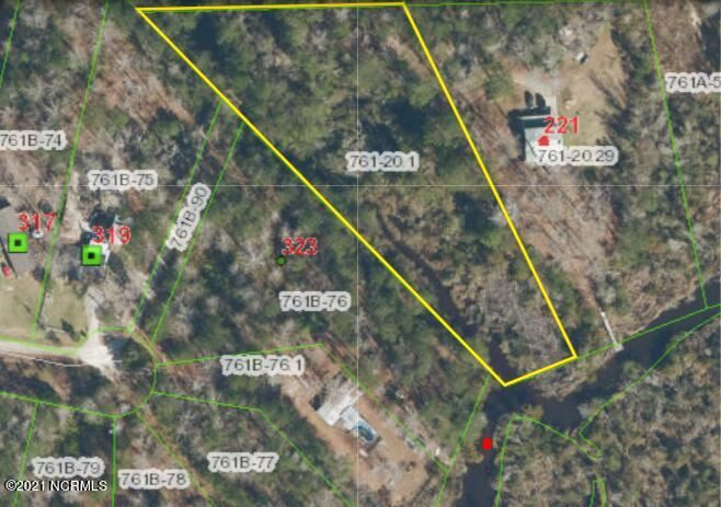 Photo of Tbd Clearview Dr Drive, Holly Ridge, NC 28445 (MLS # 100295455)