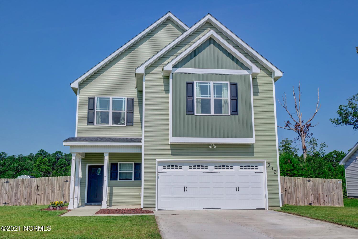 Photo of 330 Adobe Lane, Jacksonville, NC 28546 (MLS # 100286457)
