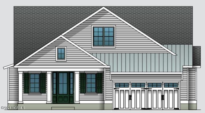 Photo of 4844 Waves Point, Wilmington, NC 28412 (MLS # 100288457)