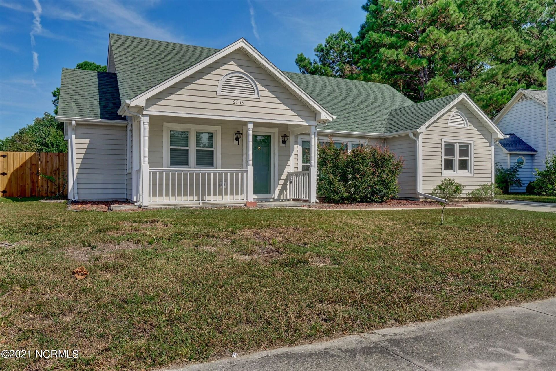 Photo of 6703 Low Bush Court, Wilmington, NC 28405 (MLS # 100293457)