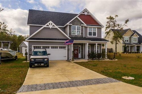 Photo of 203 Ethan Place, Hubert, NC 28539 (MLS # 100199459)