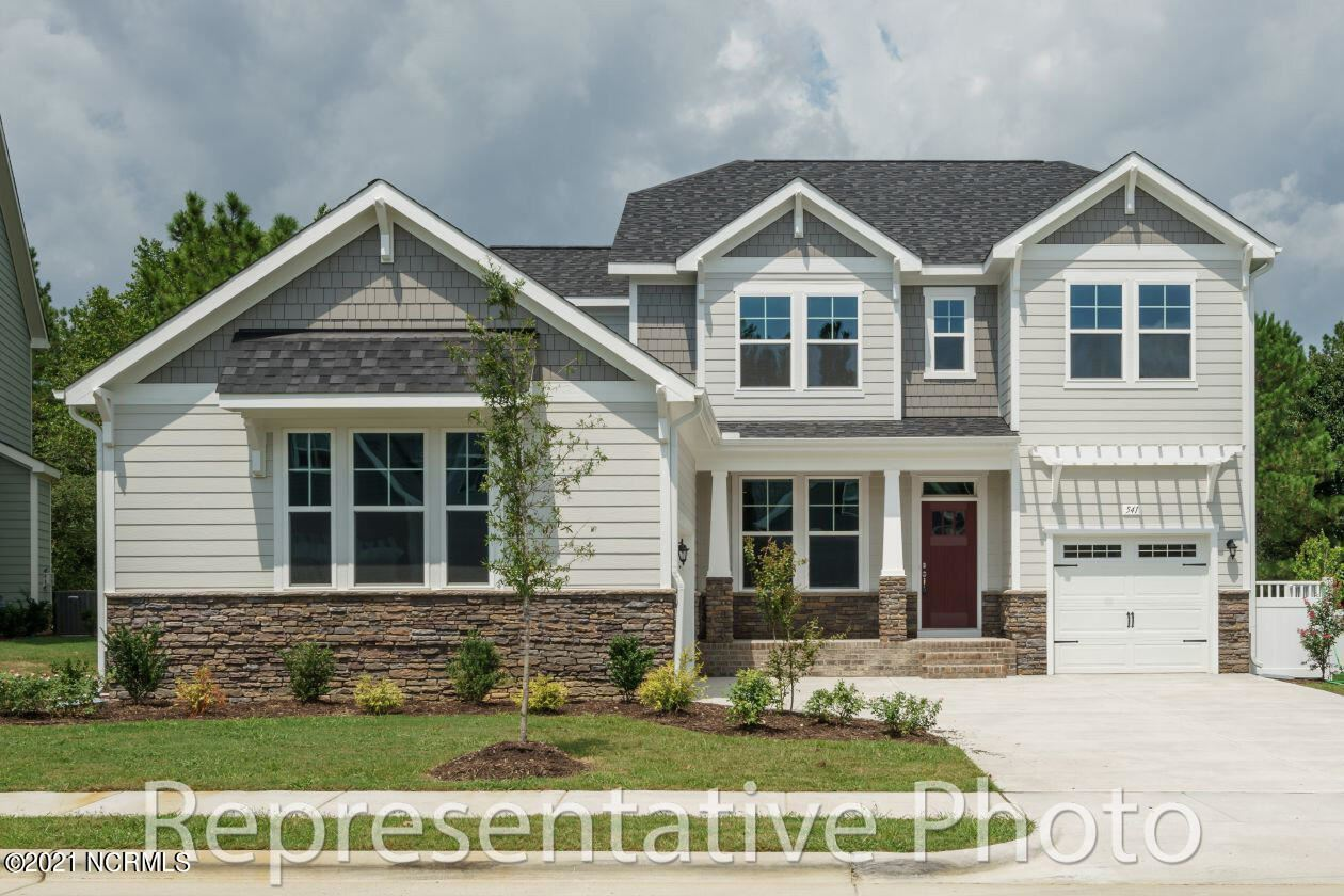 Photo of 201 Forest View Drive #Lot 65, Sneads Ferry, NC 28460 (MLS # 100286459)