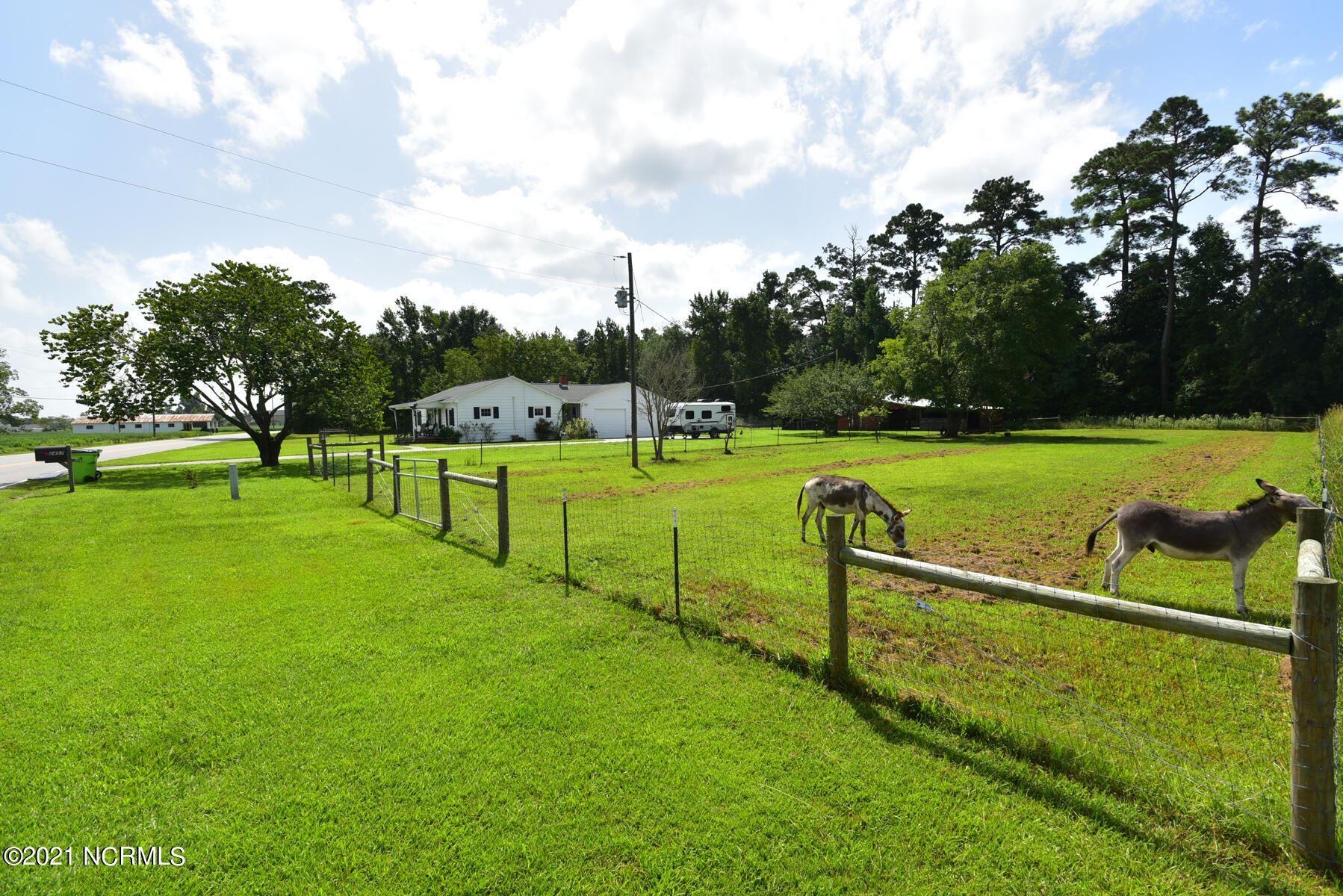 Photo of 2457 White Oak River Road, Maysville, NC 28555 (MLS # 100288459)