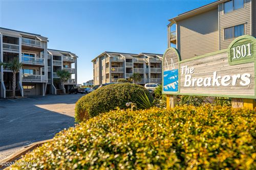 Photo of 1801 Canal Drive #Unit D-18, Carolina Beach, NC 28428 (MLS # 100260460)
