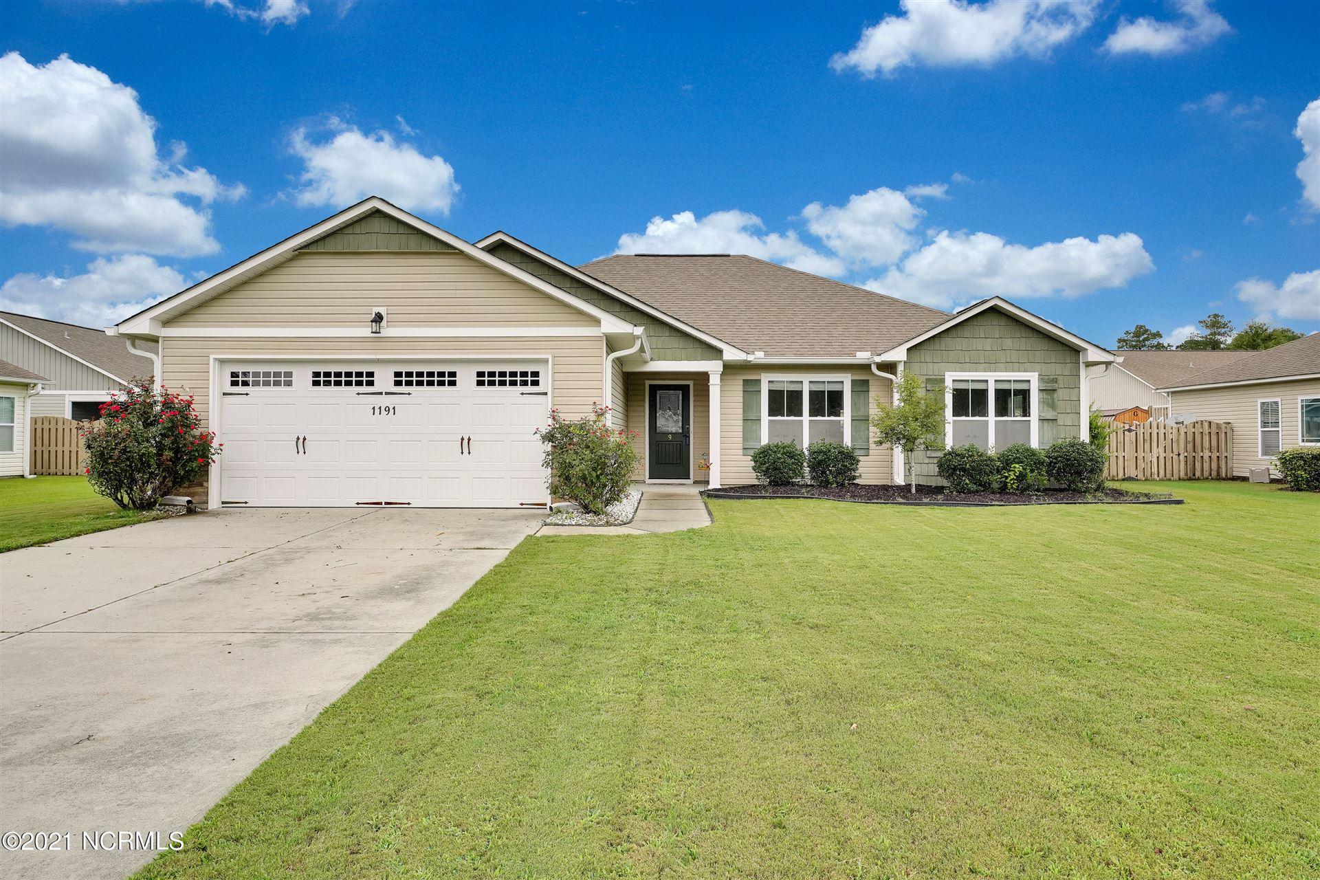 Photo for 1191 Clancy Drive NE, Leland, NC 28451 (MLS # 100284460)