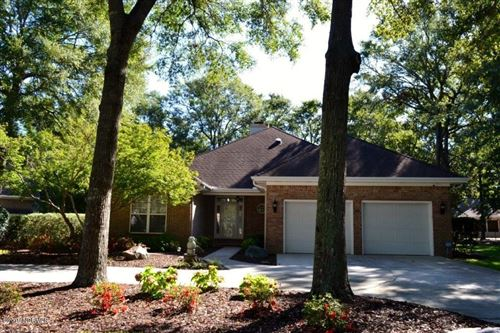 Photo of 616 Oyster Bay Drive, Sunset Beach, NC 28468 (MLS # 100187461)
