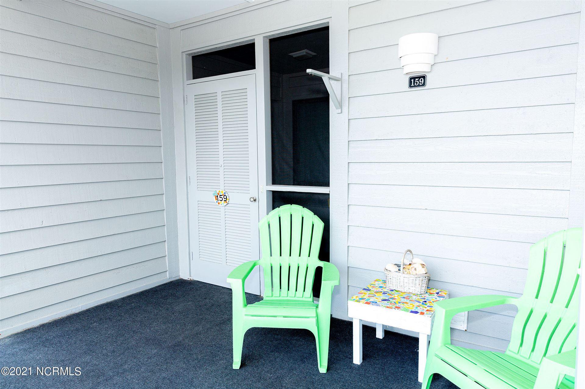 Photo of 2111 W Ft Macon Road #159, Atlantic Beach, NC 28512 (MLS # 100288461)