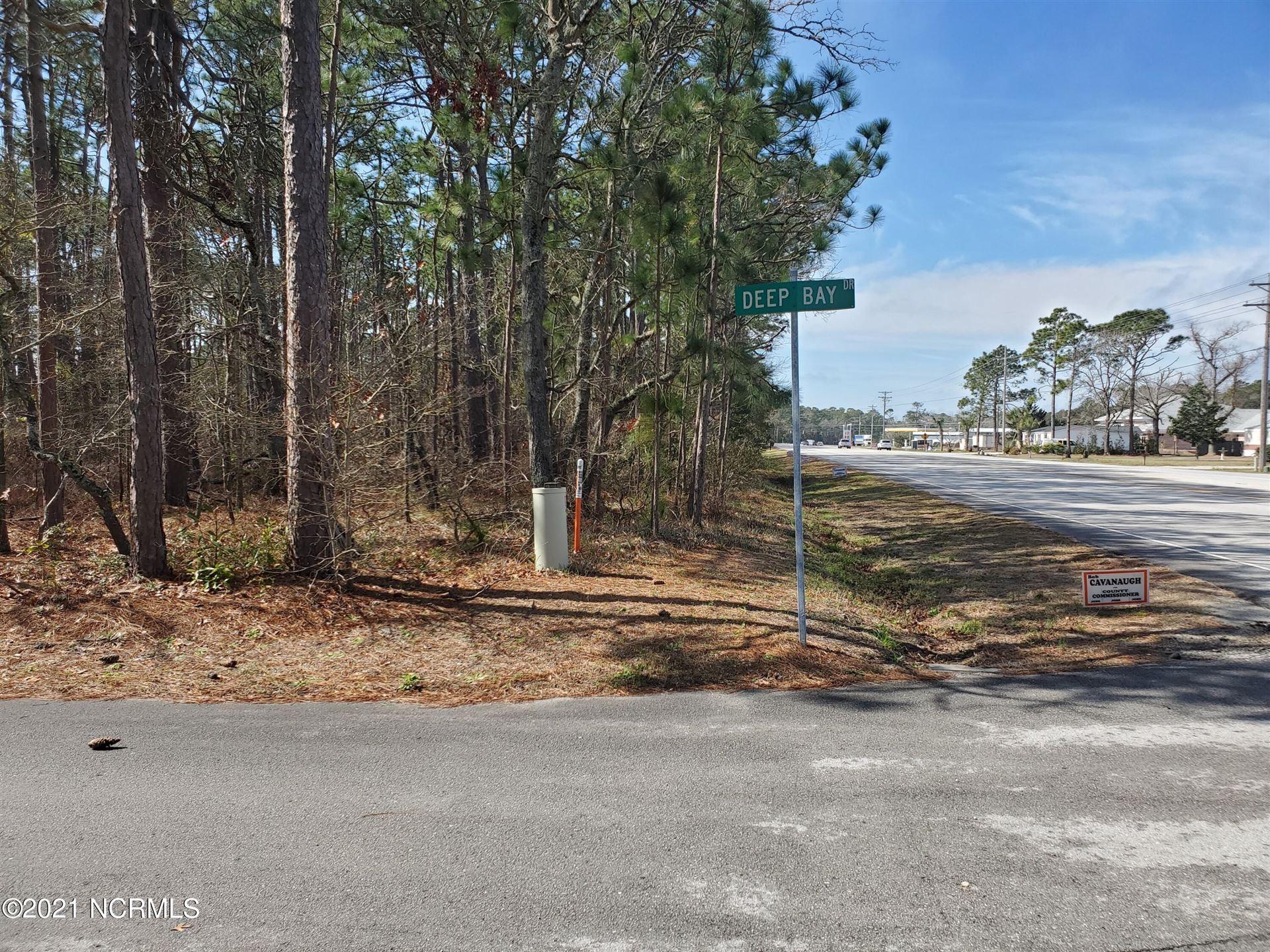 Photo of 118 Deep Bay Drive, Newport, NC 28570 (MLS # 100291461)