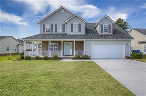 Photo of 207 Burning Tree Lane, Jacksonville, NC 28546 (MLS # 100189463)
