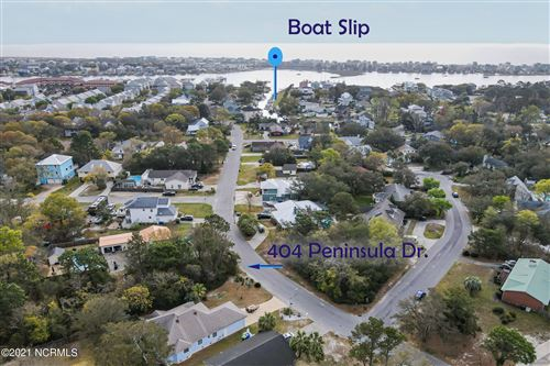 Photo of 404 Peninsula Drive, Carolina Beach, NC 28428 (MLS # 100264463)
