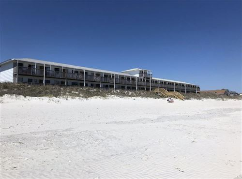 Photo of 1521 Ocean Boulevard #303, Topsail Beach, NC 28445 (MLS # 100268463)