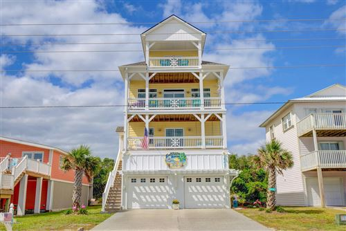 Photo of 1907 S Shore Drive, Surf City, NC 28445 (MLS # 100238464)
