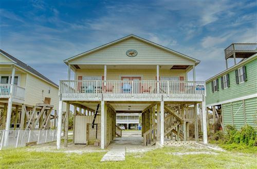 Photo of 3210 E Beach Drive, Oak Island, NC 28465 (MLS # 100237465)