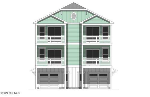 Photo of 1514 Bonito Lane #2, Carolina Beach, NC 28428 (MLS # 100271465)