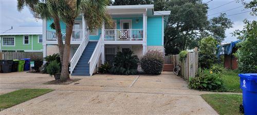 Photo of 205 Florence Avenue #4, Carolina Beach, NC 28428 (MLS # 100291465)