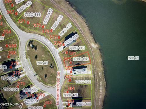 Photo of 383 Summerhouse Drive, Holly Ridge, NC 28445 (MLS # 100258468)