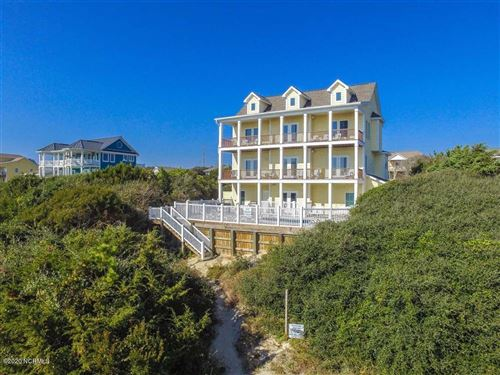 Photo of 5706 Ocean Drive, Emerald Isle, NC 28594 (MLS # 100243469)