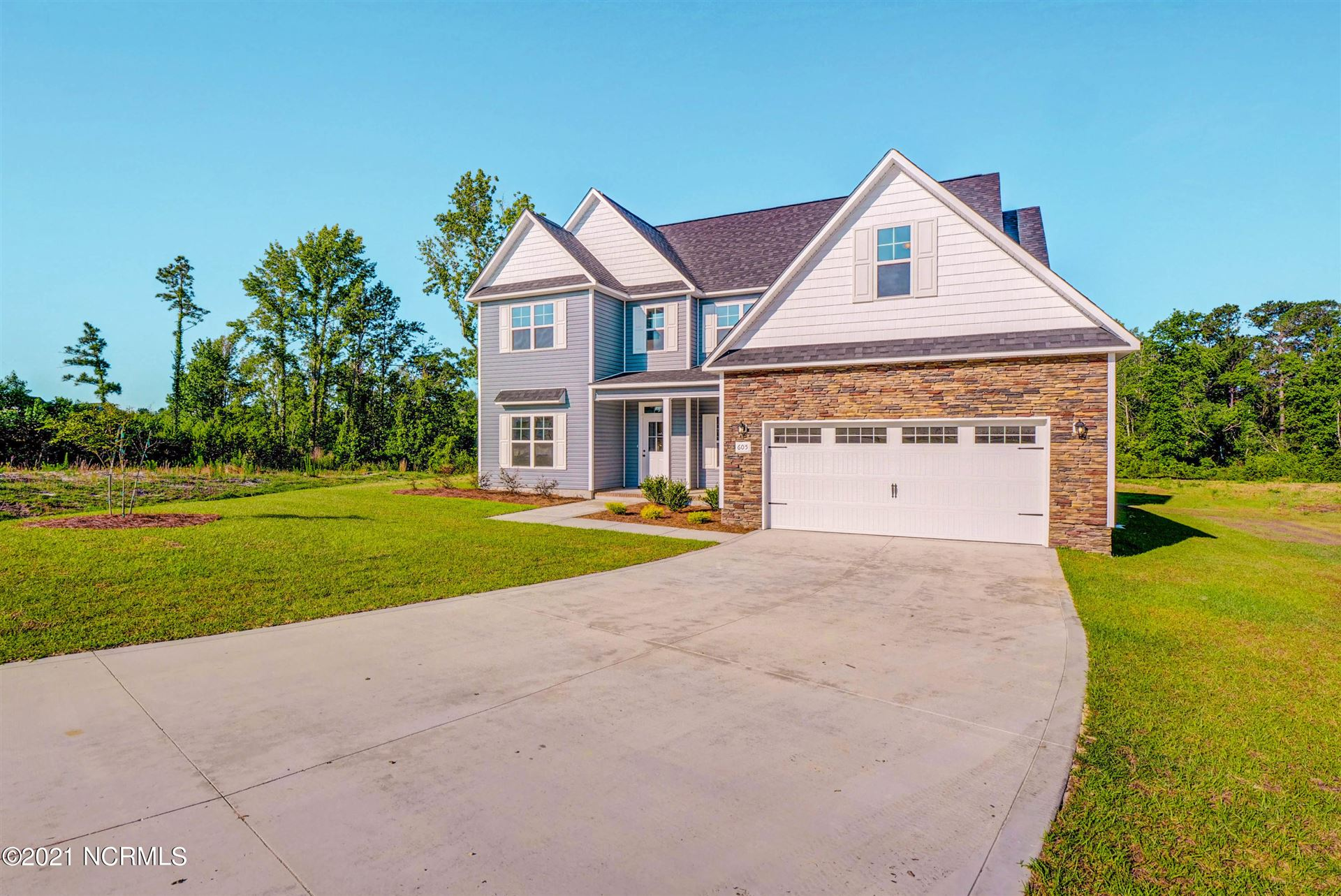 Photo of 410 Paxton Court, Jacksonville, NC 28540 (MLS # 100255469)