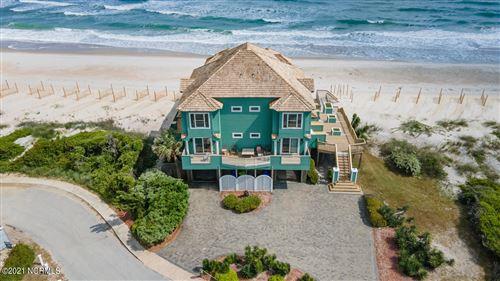 Photo of 422 Hampton Colony Circle, North Topsail Beach, NC 28460 (MLS # 100271470)