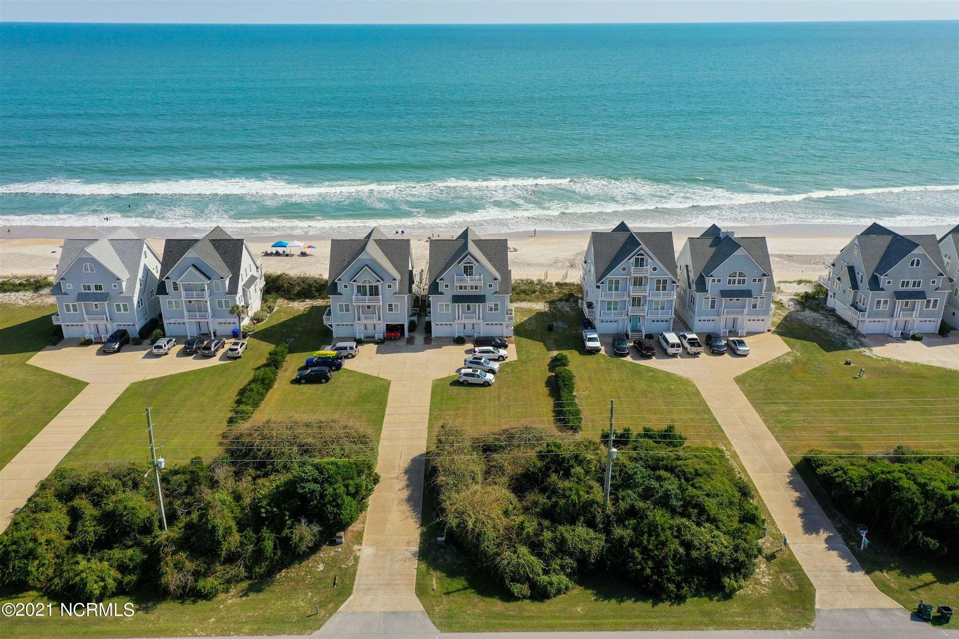 Photo of 4264 Island Drive, North Topsail Beach, NC 28460 (MLS # 100294470)