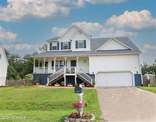 Photo of 158 Forest Bluff Drive, Jacksonville, NC 28540 (MLS # 100282471)