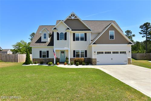 Photo of 303 Arrington Court, Hubert, NC 28539 (MLS # 100268472)