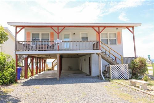 Photo of 3929 W Beach Drive, Oak Island, NC 28465 (MLS # 100189473)