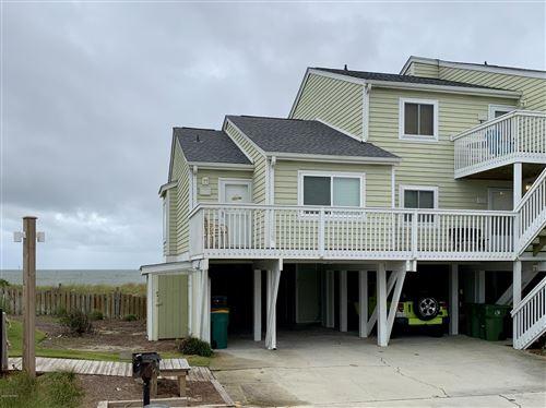 Photo of 501 Pelican Court #501, Kure Beach, NC 28449 (MLS # 100237473)
